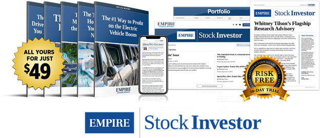 Included with Empire Stock Investor