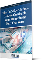 TaaS Speculation – How to Quadruple your Money in the Next Few Years