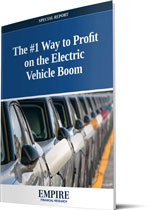 The #1 Way to Profit on the Electric Vehicle Boom