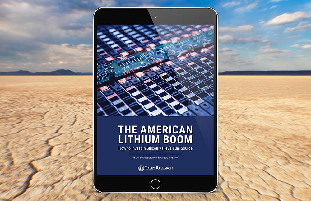American Lithium News